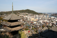 Cityscape of Onomichi Stock photo [449873] Onomichi