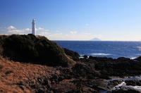 Tsumekizaki Lighthouse and sea Stock photo [458270] Shizuoka