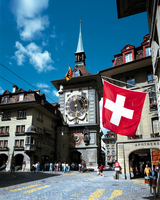 Bern, Switzerland Clock Tower Stock photo [460727] Switzerland