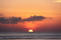 Sanur Beach sunrise Stock photo [510203] Asahi