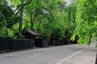Samurai mansion of Kakunodate Stock photo [540673] Old