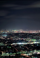 Aburayama night view Stock photo [545163] Night