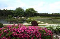 Okayama spring Korakuen Stock photo [547681] Korakuen