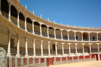 Spain Malaga bullring Stock photo [592712] Spain