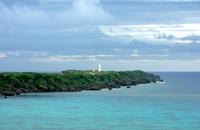 East Hen'nazaki lighthouse Stock photo [595273] East