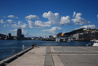 Nagasaki Harbor Stock photo [601306] Nagasaki