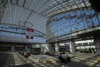 Kanazawa Station hospitality dome Stock photo [602033] Kanazawa