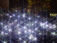 Christmas illuminations Stock photo [675008] Christmas