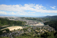 Iwakuni city Stock photo [911773] Yamaguchi