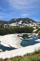 Mikurigaike Tateyama Murodo Stock photo [913103] Landscape