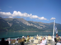 Switzerland Brienz Lake Cruise Stock photo [914852] Switzerland