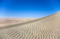 Desert Stock photo [917048] Blue