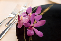Floral decoration Stock photo [918672] Restaurant