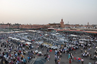 Marrakech Jemaa El Fna Square Stock photo [919873] Morocco