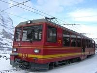 Swiss mountain railway Stock photo [922092] Switzerland