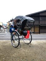 Takayama rickshaw Stock photo [922586] Hida
