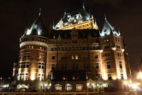 Chateau Frontenac world heritage Quebec City Stock photo [1017598] Kanata