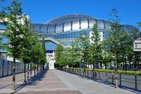 Osaka dome Stock photo [1020141] Osaka