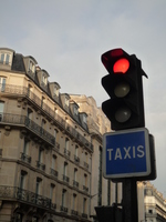 France of the traffic signal Stock photo [1020311] Traffic