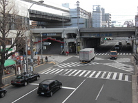 Nishikujō Station Stock photo [1020691] Station