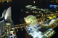 Yokohama Ferris wheel Stock photo [1023333] Ferris