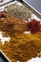 Curry spice Stock photo [1023579] Indian