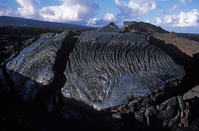 Kilauea Volcano Hawaii Kilauea volcano lava flow Stock photo [1024313] Landscape
