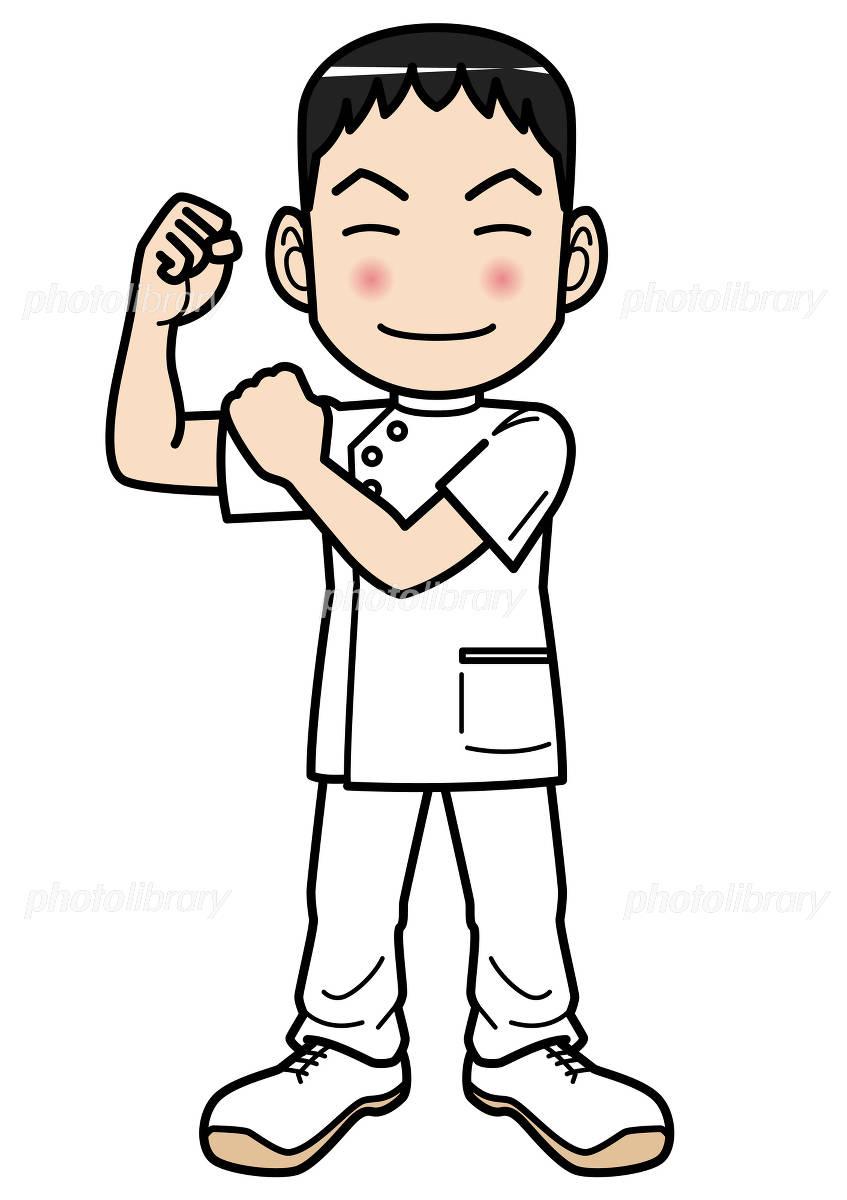 「男性看護師 無料画像」の画像検索結果