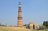 Qutb Minar Stock photo [1127088] India