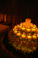 Candle tree Stock photo [1127181] Candle