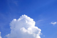 Summer cloud Stock photo [1128684] Product
