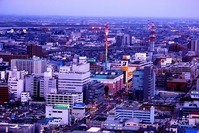 Rainbow Tower Stock photo [1130011] Niigata