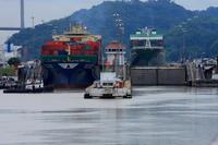 Panama Canal Stock photo [1130224] Panama