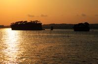 Matsushima of sunset Stock photo [1130450] Miyagi