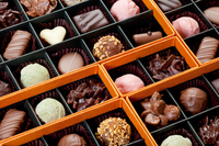 Valentine chocolate Stock photo [1131510] Chocolate