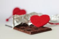 Valentine chocolate Stock photo [1132614] Bar