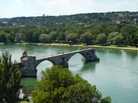 Pont Saint-Benezet Stock photo [1133748] Pont