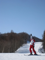 Skiing Stock photo [1134965] Skiing