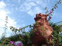 Blue sky and Schiesser Stock photo [1135073] Okinawa