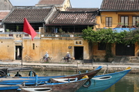 Of Hoi An, Vietnam streets Stock photo [1135161] Townscapes