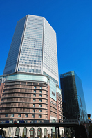 High-rise buildings of Osaka Station Stock photo [1137815] Bill