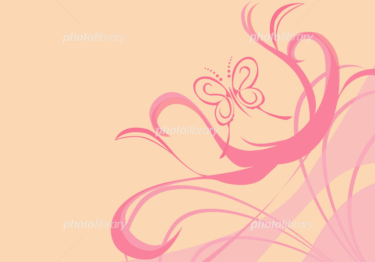 蝶のイラスト 横 イラスト素材 1234162 フォトライブラリー