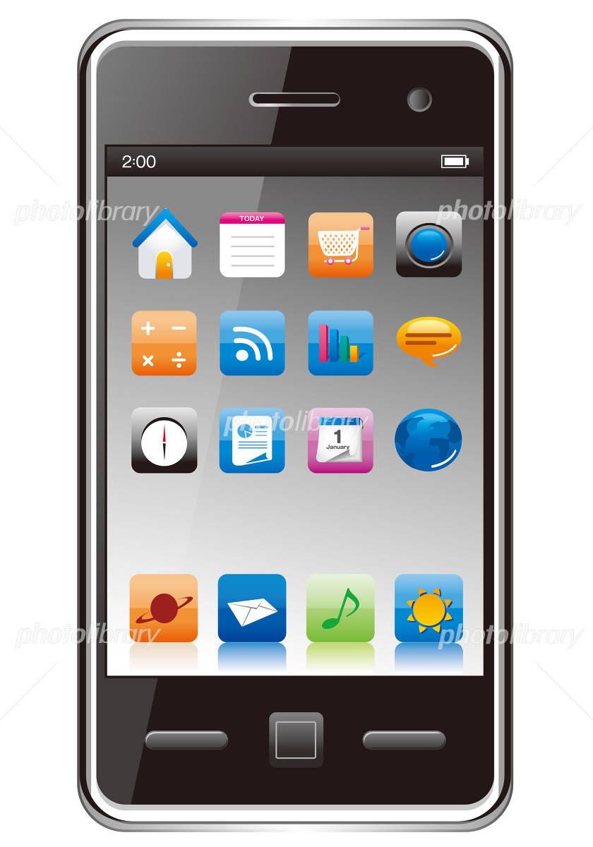 スマートフォン 写真素材  スマートフォン 画像ID 1235838  スマートフォン