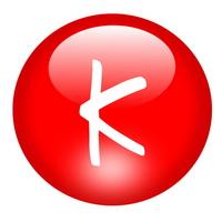 Character of K [1235702] Alphabet