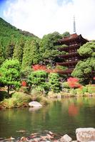 Yamaguchi Rurikoji Stock photo [1236820] Temple