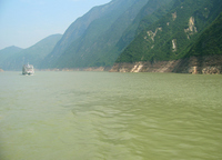 Yangtze Stock photo [1237087] China