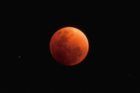 Total lunar eclipse Stock photo [1238508] Total