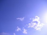 Sky sparkle Stock photo [1239497] Blue