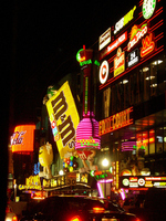 Las Vegas at night Stock photo [1239616] America