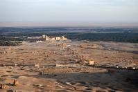 Views of the Palmyra sunset Stock photo [1239787] Palmyra